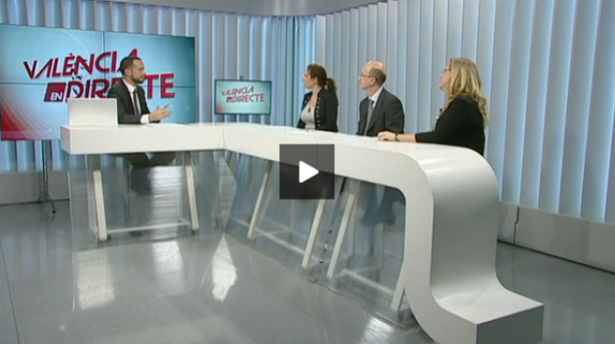 LEVANTE TV. En Directe – Debat sobre la futura llei de polígons industrials
