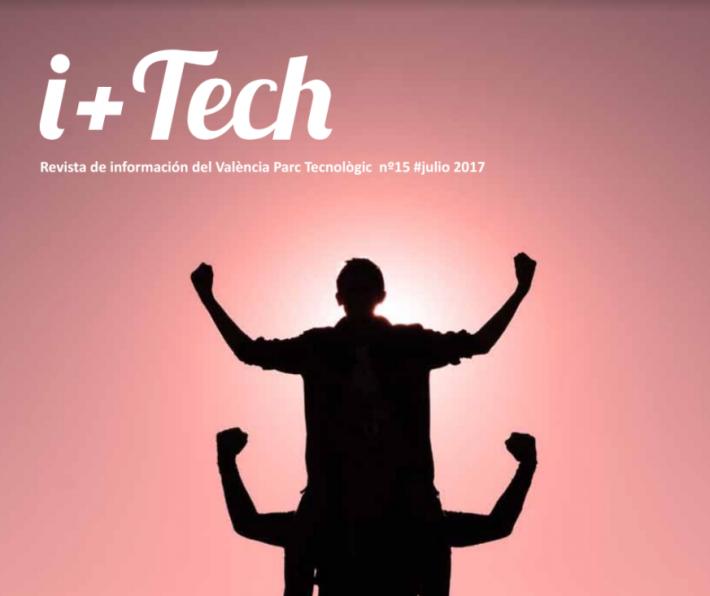 """15ª edició de la revista València Parc Tecnològic """"I+Tech"""""""
